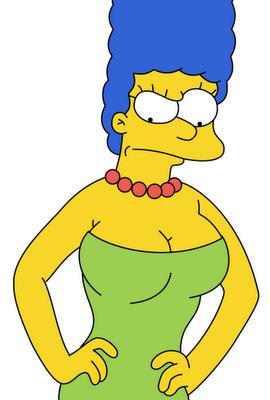 Marge Simpson is my sexy lady