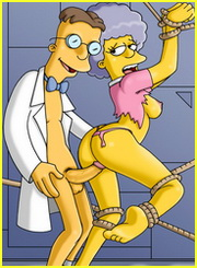 Simpsons Adult Comics Gallery