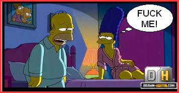 Selma Bouvier nude Adult Simpsons Toons Selma Sex