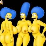 Selma Bouvier porn - Adult Simpsons Toons Selma Sex