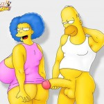 Simpsons porn story : Patty & Selma - Adult Simpsons Toons Selma and Patty