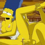 Simpsons porn story - Marge Simpson porn