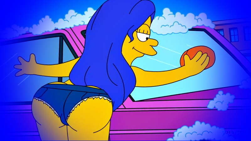 Sorry, Nude pics of Marge Simpson
