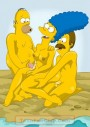 Simpsons and Flanders xxx 3