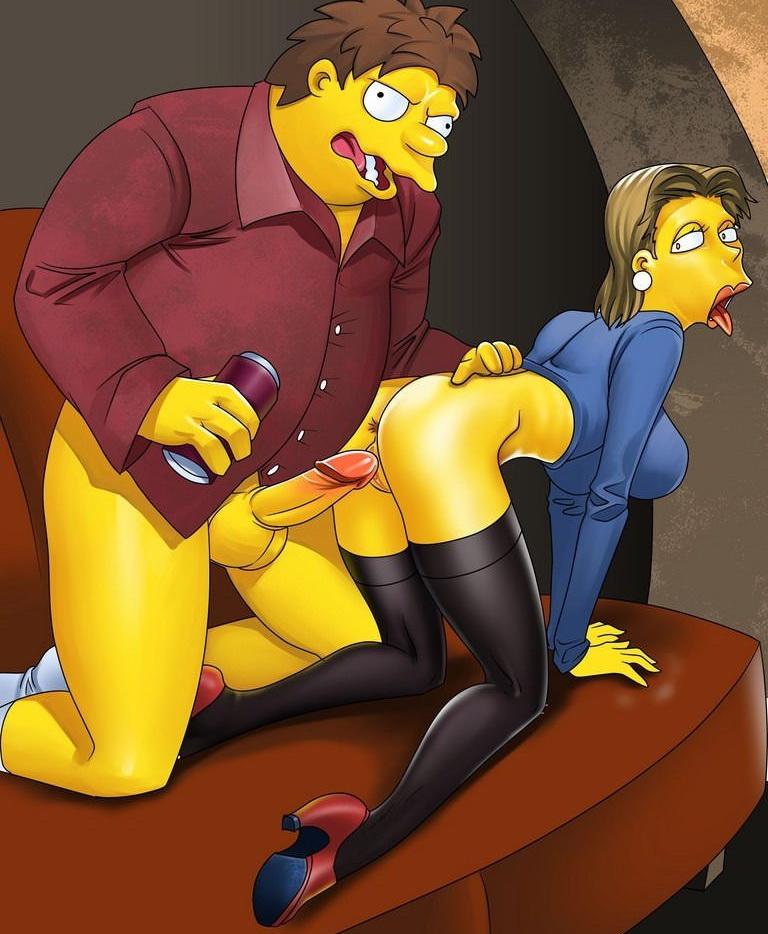 Кино смотреть симпсоны пародию порно