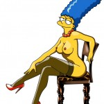 Simpsons XXX story - Marge Simpson porn