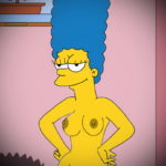 Marge fucking now! - Marge Simpson porn