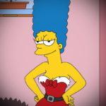 Simpsons XXX story - Marge Simpson porn